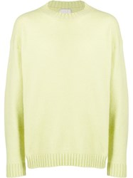 Laneus Crew Neck Jumper Green