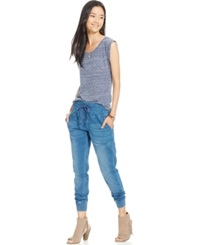 Celebrity Pink Jeans Juniors' Relaxed Jogger Jeans Wolfmother