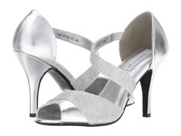 Touch Ups Adeline Silver Shimmer Women's Shoes