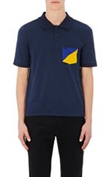 Band Of Outsiders Pique Polo Shirt Multi Size 0 Xs