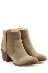 Zadig And Voltaire Suede Ankle Boots