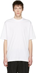 Song For The Mute White Beau Oversized T Shirt