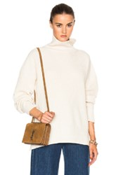 Sea Cashmere Sweater In Neutrals