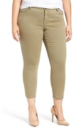 Kut From The Kloth Plus Size Women's Reese Stretch Ankle Skinny Pants