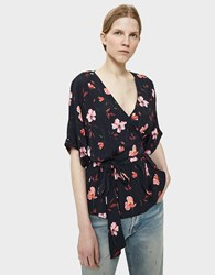 Second Female Olivia Blouse In Roses