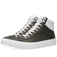 Jimmy Choo Argyle Sneaker Green