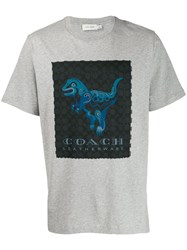 Coach Rexy By Zhu Jingyi T Shirt Grey