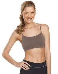 Jockey Modern Micro Crop Top Deep Beige