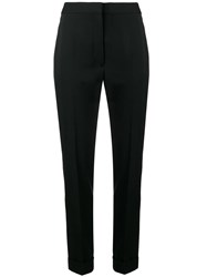 Stella Mccartney Slim Fit Trousers Black