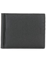 Bally Bodolo Panel Wallet Black
