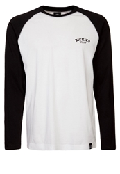 Dickies Long Sleeved Top Black