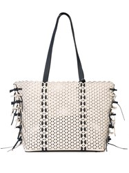 Zac Posen Lacey Bow Tote Bag 60