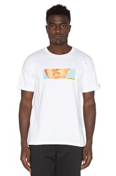 Undefeated Gutter Grit Tee White