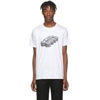 Byredo White Craig Mcdean Edition Engine T Shirt