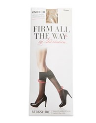 Berkshire Firm All The Way Knee Highs Bisque
