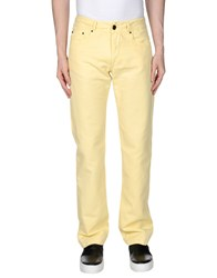 Guess By Marciano Casual Pants Yellow
