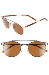 Men's Raen 'Raleigh' 51Mm Sunglasses Matte Rootbeer