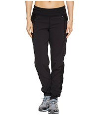 The North Face On Go Mid Rise Pants Tnf Black Casual Pants
