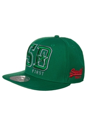 Superdry Kingston Cap Kelly Green