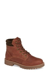 Cougar Heston Waterproof Insulated Hiking Boot Brown Leather