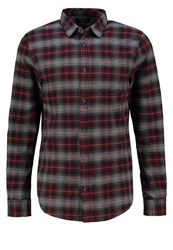New Look Shirt Wine Red