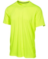 Ideology Id Men's Performance T Shirt Only At Macy's Yellow