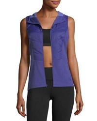The North Face Motivation Psonic Hooded Vest Navy