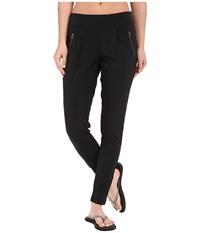 Columbia Departure Point Pull On Pants Black Women's Casual Pants