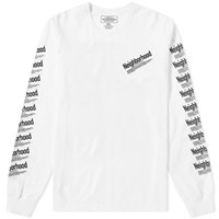 Neighborhood Long Sleeve Id Tee White
