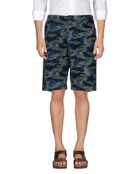 Fred Perry Bermudas Green