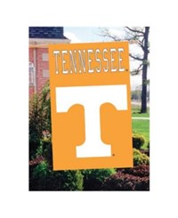 Party Animal Tennessee Volunteers Applique House Flag Team Color