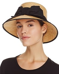 Helene Berman Audrey Cloche Sun Hat Natural