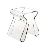Umbra Magino Stool Clear