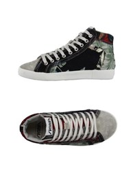 Springa Footwear High Tops And Trainers Women Black