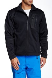 Obermeyer Ronnie Fleece Jacket Black