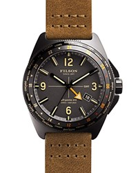 Filson The Journeyman Watch 44Mm Gray