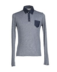 Vneck Knitwear Jumpers Men Grey