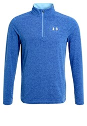 Under Armour Streaker Long Sleeved Top Blue Marker Carolina Blue