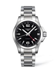 Longines Stainless Steel Bracelet Watch No Color