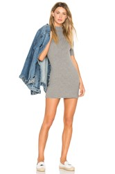 Rvca Ziggy Dress Gray