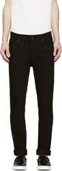 Surface To Air Black Slim Jeans