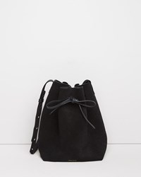 Mansur Gavriel Bucket Bag Black