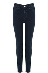 Oasis Dark Blue Lily Skinny Jeans Navy