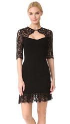 Rachel Zoe Claudia Dress Black