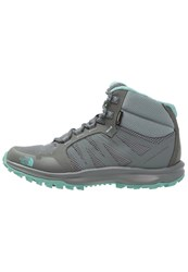 The North Face Litewave Fastpack Gtx Walking Boots Sedona Sage Grey Agate Green