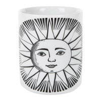 Fornasetti Sole Pencil Holder