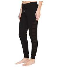 Beyond Yoga Seam You Later Sweatpants Black Women's Casual Pants