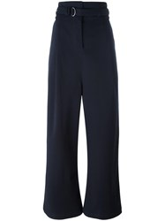 Christian Wijnants 'Penny' Trousers Blue