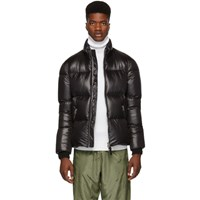 Mackage Black Lustrous Greg Down Jacket