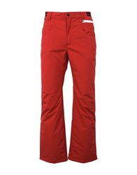Rossignol Trousers Ski Trousers Red